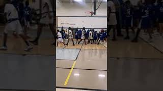Kellar Middle School vs Cottage Grove 1.7.20 6/7th Q1