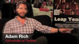 Entrepreneur StartUp Success Story Tips with Adam Rich