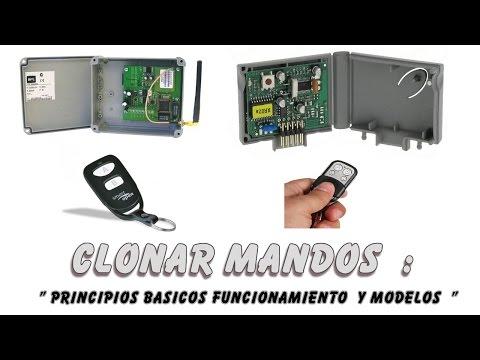 Clonar mandos a distancia : Nociones Basicas Funcionamiento