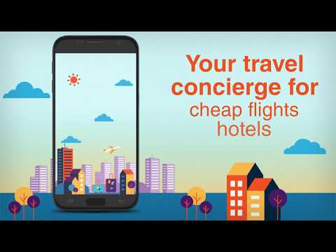 CheapOair Booking App - Know When To Buy!