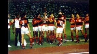 Flamengo x Bayer Leverkusen - Kirin Cup 1988 Final