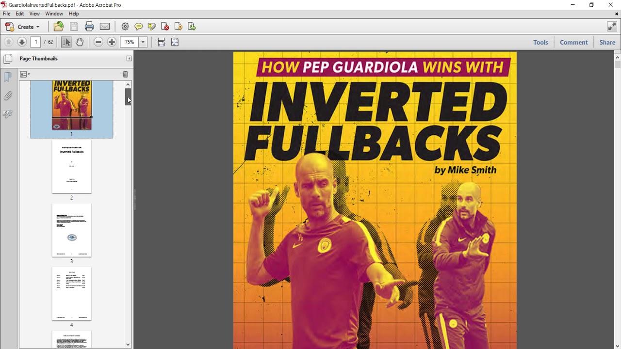 Pep Guardiola Book Pdf