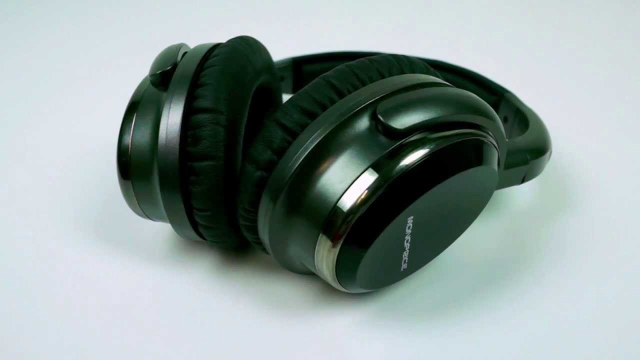 415a6a367e8 Monoprice Noise Cancelling Headphone with Active Noise Reduction Technology  - Monoprice.com