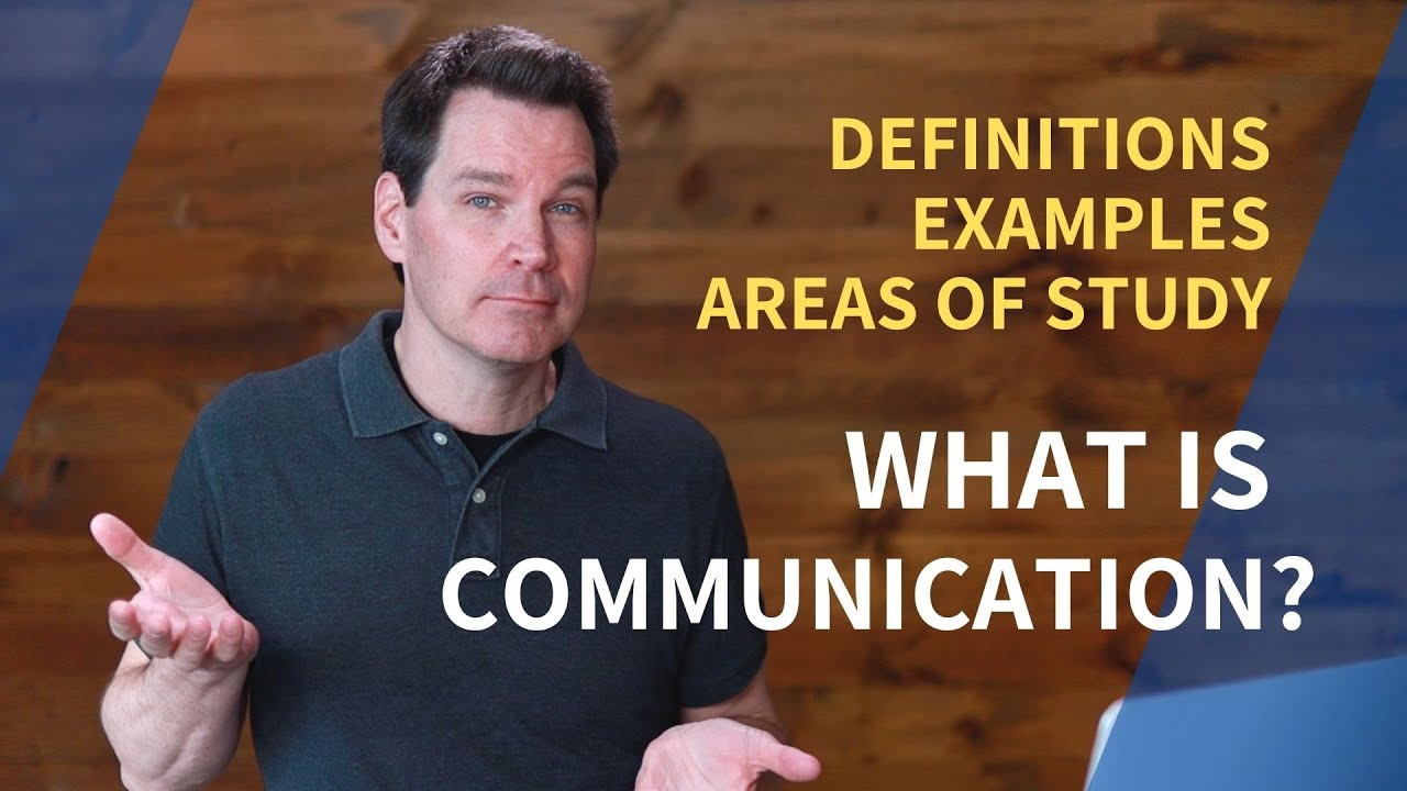 Download What is Communication?