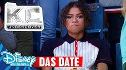 K.C. Undercover - Clip: Das Date | Disney Channel App 📱