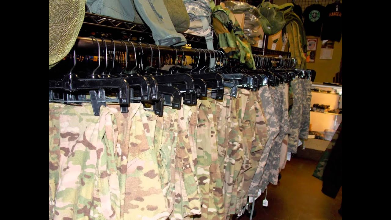 Military Surplus Army Gear Tactical Store Belton, TX