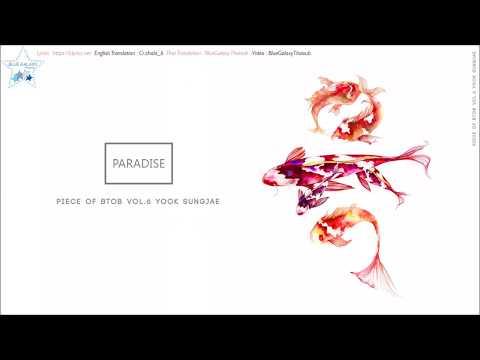 [THAISUB] PARADISE - YOOK SUNGJAE(BTOB) : Piece of BTOB Vol. 6