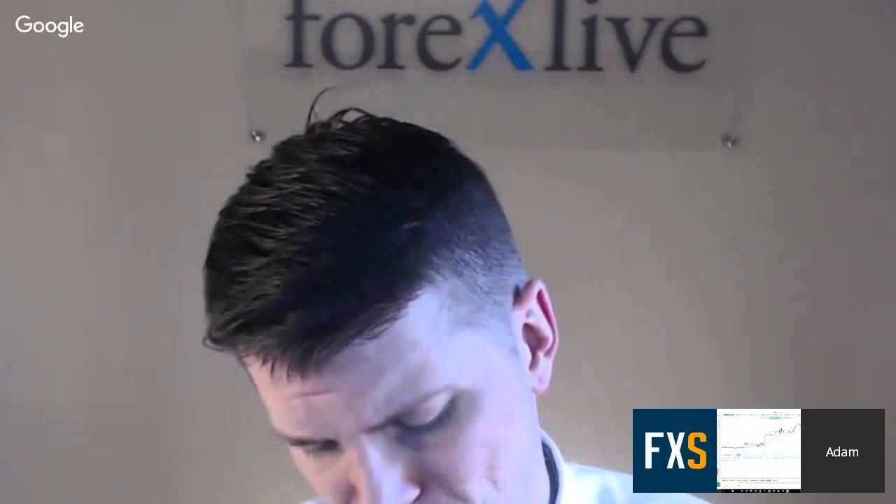 Interview with Adam Button of ForexLive | Scandinavian Capital Markets