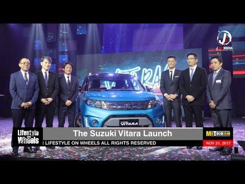 THE SUZUKI VITARA LAUNCH! News Update (Nov 21, 2017)