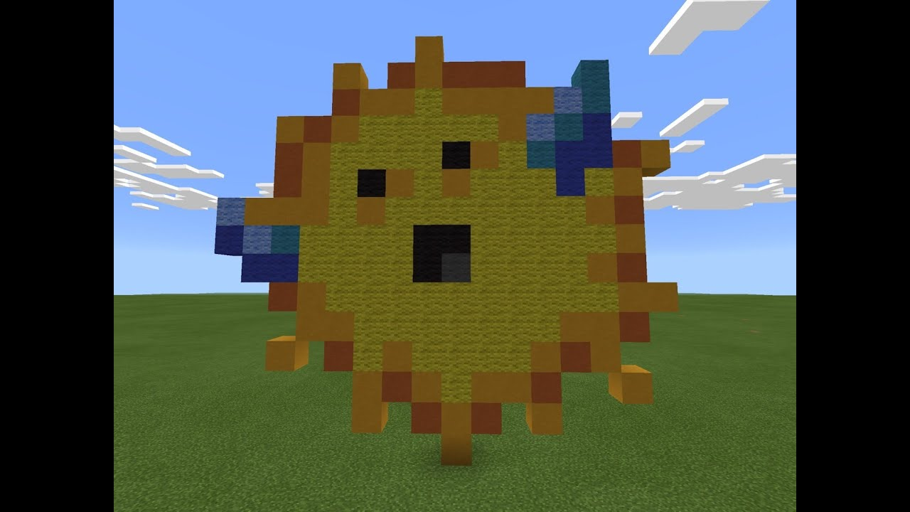 Minecraft how to make pufferfish no sound youtube for How to fish in minecraft pe