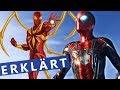 Avengers 3: Infinity War | Was kann Iron Spider?