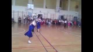 Дима и Ульяна (полька) 1-й год обучения (г. Могилев)