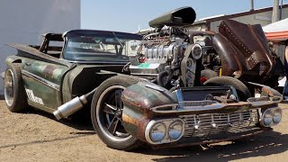 Most Outrageous Rat Rods You'll Ever See! 🔥 | ITW Hot Rods