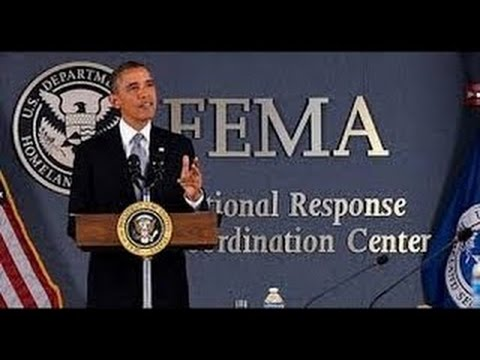 Time's Up!! Obama's Third Term FEMA 2016 Martial Law Disaster! start