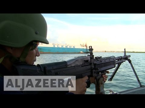 Philippine's sea trade routes face growing piracy problem