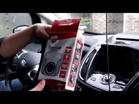 Auto Drive HD Dash Cam Review