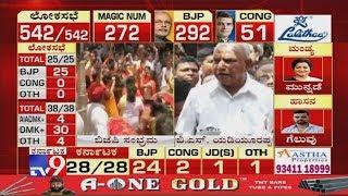 BS Yeddyurappa First Reaction On Lok Sabha Poll Results
