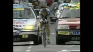 Ciclismo - Tour de Francia 92 - CRI Luxemburgo