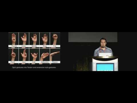 EchoFlex: Hand Gesture Recognition using Ultrasound Imaging