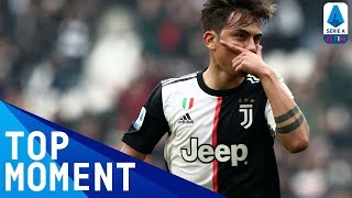 Sensational Free Kick from Paulo Dybala! | Juventus 2-0 brescia | Top Moment | Serie A TIM