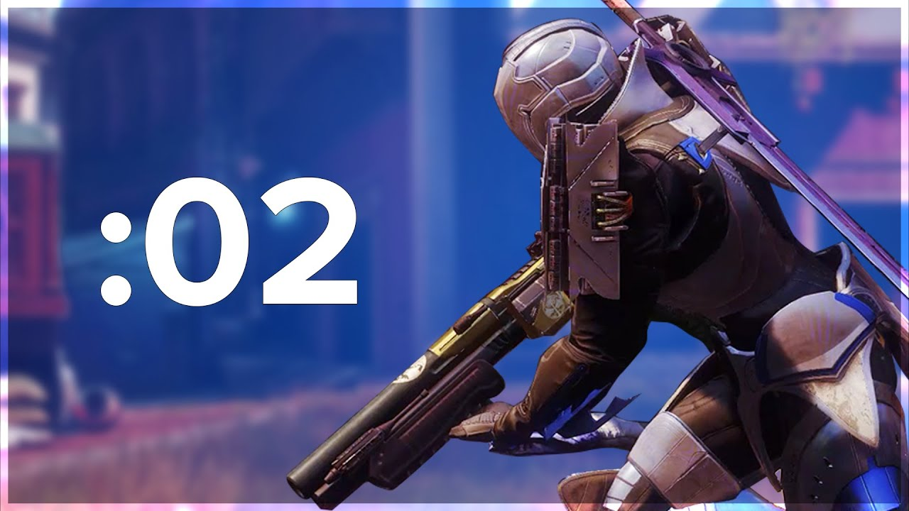 The Two-Second Rule in Destiny 2