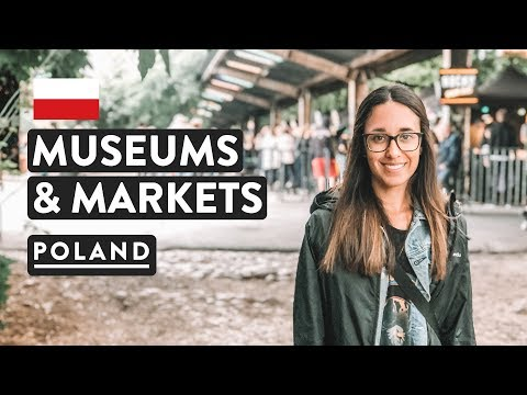 BEST MUSEUM IN POLAND & Nocny Market | Warsaw Uprising Musuem | Poland Travel Vlog