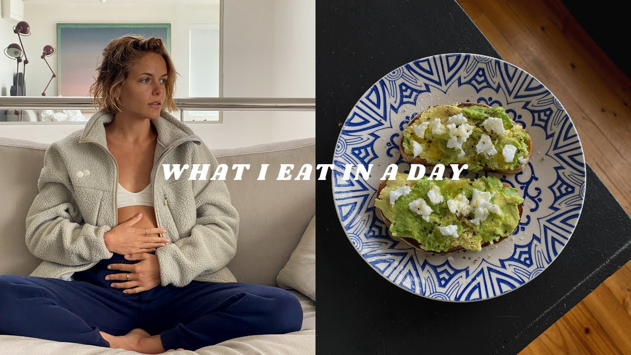 What I Eat in a Day on My Period