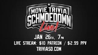 Schmoedown Live 4 Promo