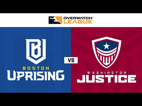 Washington Justice vs Boston Uprising vod