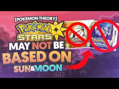 Pokemon Stars Theory: Pokemon Stars May Not Be Based on Pokemon Sun and Moon