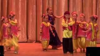 Bam chiki bam/Indian dance studio Sarasvati, Naberejhnye Chelny, Tatarstan, Russia