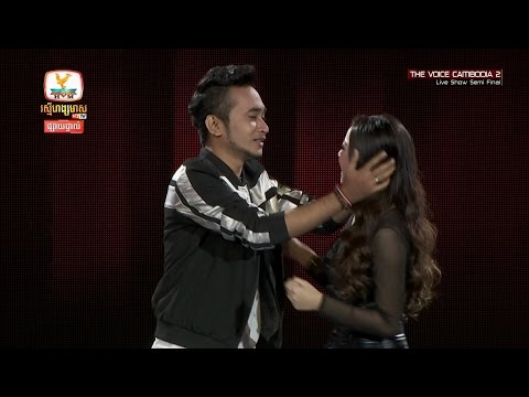 The Voice Cambodia - Result - Live Show 12 June 2016
