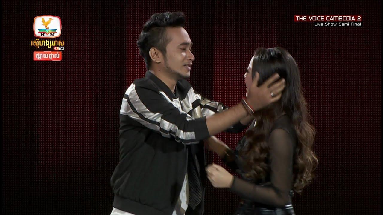 The Voice Cambodia - Result - Live Show 12 June 2016