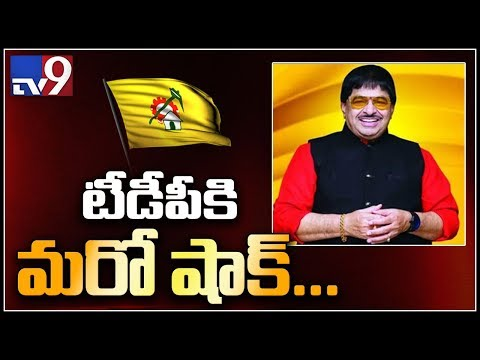Big Shock : TDP Ambika Krishna to join BJP - TV9