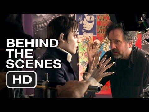 Dark Shadows (2012) - Tim Burton & Johnny Depp Collaboration HD Movie