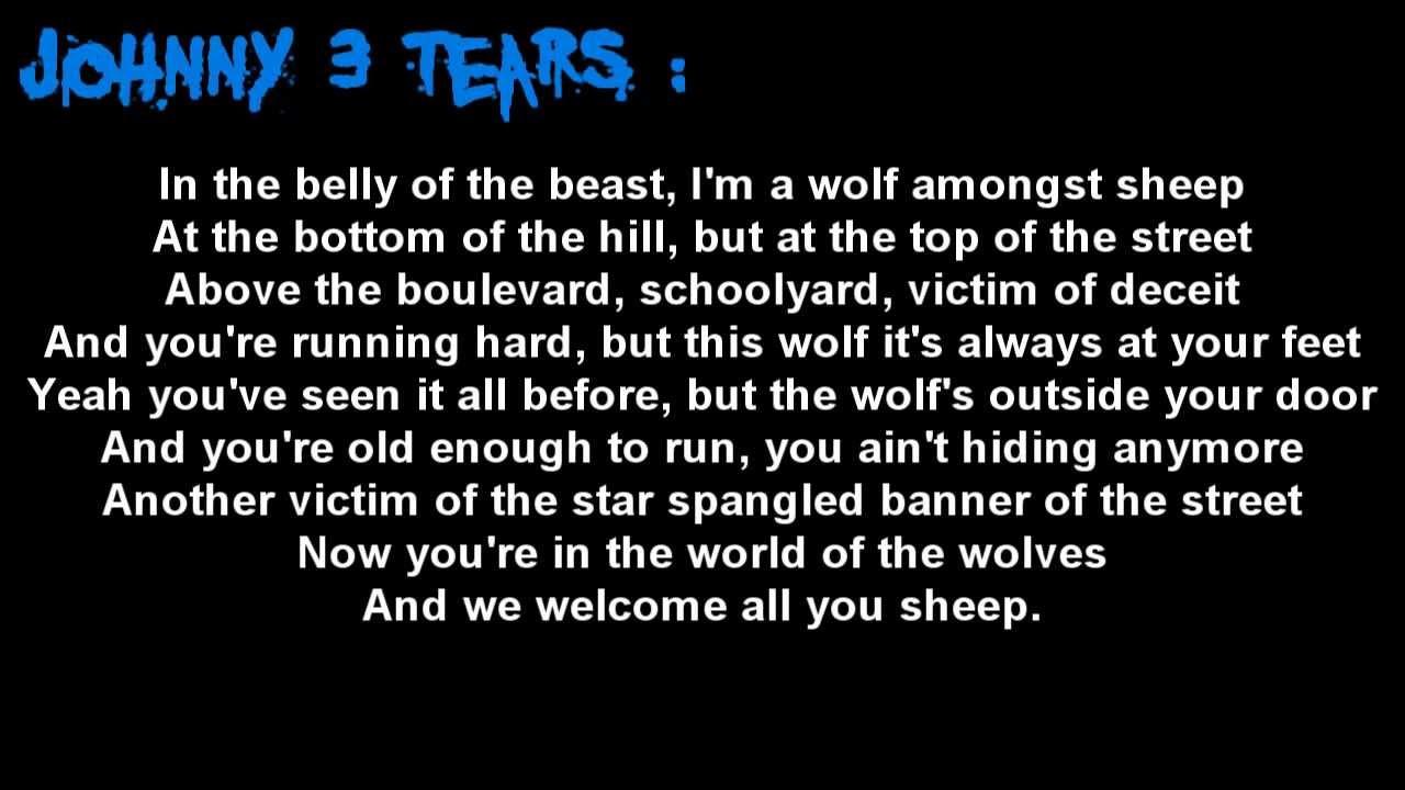 Hollywood been to hell lyrics