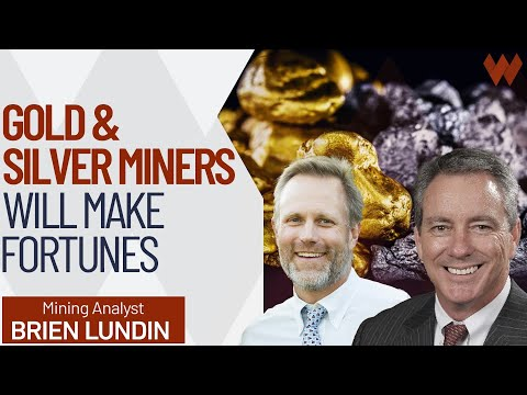 Hugely Undervalued Gold & Silver Mining Stocks Set To Make Fortunes -- Brien Lundin (PT2)