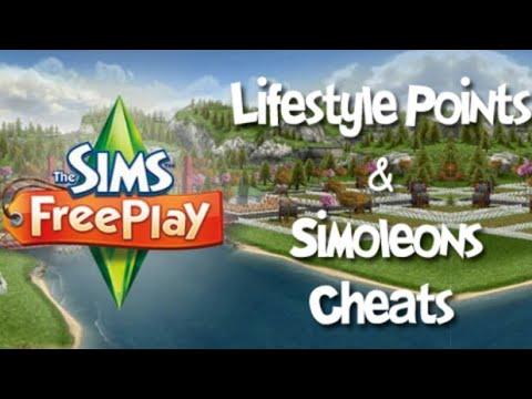 Sims FreePlay - Money & LP Cheat IOS/ANDROID (NO Jailbreak