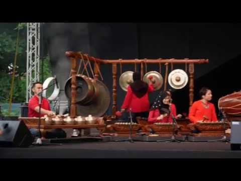 Rhythm in Bronze, Malaysian Contemporary Gamelan Ensemble - Georgetown Festival 2017
