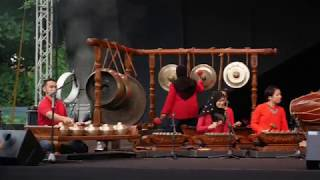 Rhythm in Bronze, Malaysian Contemporary Gamelan Ensemble - Georgetown Festival 2017 - Stafaband