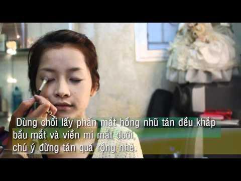Make-up: Viên kẹo ngọt ngày Valentine (Chi Pu & Cường Seven)