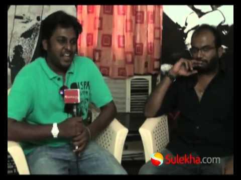 Producer Vinoth Kumar & Director Rajapandi at Ennamo Nadakkudhu Movie Team Interview