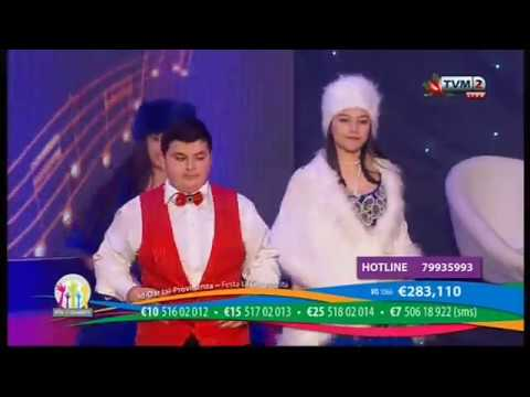 Look Stars Dancers - Helu Bambin (Remix) on Dar Tal-Providenza Marathon 2017