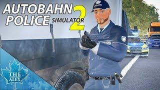 Autobahn Police Simulator 2 #3 - Dangerous Fruits - ENGLISH