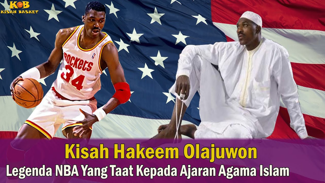 Kisah Basket Episode 51: Cerita Hakeem Olajuwon, Legenda NBA Yang Taat Kepada Ajaran Agama Islam
