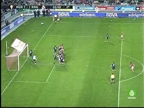 Real Murcia Real Madrid Gol