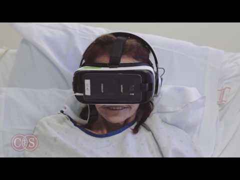 LIVE DEMOS  Immersive Healthcare Tech—AR and VR