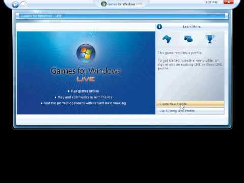 How To Create An Offline GFWL Profile In Order To Save Your Game Progress In GTA IV PC