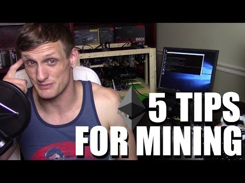 5 Things I Learned While Building an Ethereum Mining Rig