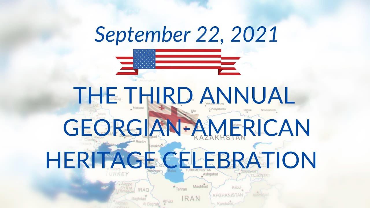 Georgian American Heritage Day 2021